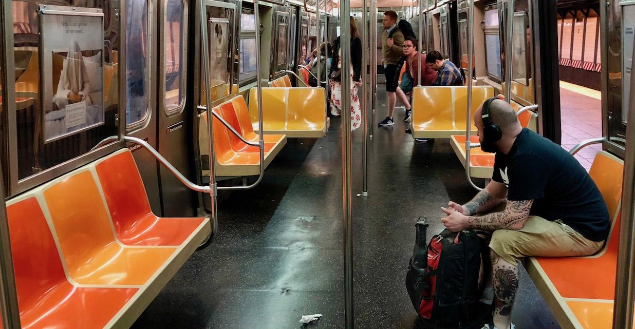 은근 기대했는데, 왕쥐 나오는 지하철 이젠 없대요