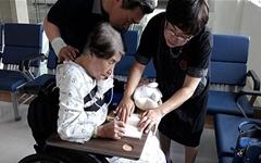 생존 여성독립운동가 오희옥 지사, 4개월째 투병중