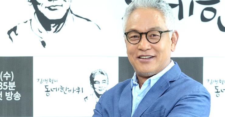 '동네한바퀴' 배우 김영철, '한국인의 밥상' 최불암 될까