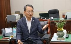 """박춘엽 계룡시의회 의장 """"정치는 시소, 균형 찾아야"""""""