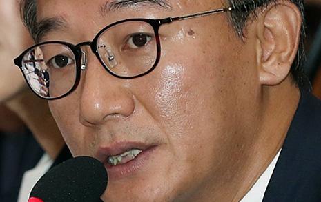 """""""김병준, 문재인 후보되자 등져... 한국당 당해봐라"""""""