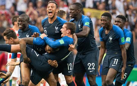 월드컵 결승전 이런 사연, 근거 없는 공포가 무섭다