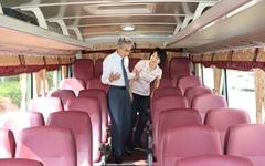 박종훈 경남교육감, 어린이집 통합버스 안전 직접 챙겨