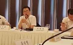 남북언론교류 관련 정부-언론단체, '의견 개진' 첫 만남 눈길