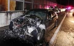 '불 자동차' BMW 520d 운행중지 목소리 커져