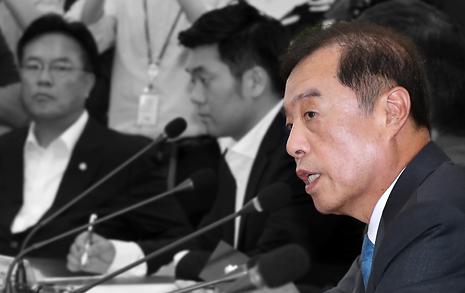 김병준의 국가주의, 위기 처한 재벌에 탈출구 제공?