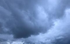 [모이] 태풍전야, 태풍 솔릭이 그린 유화... 대구는 긴장