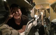 시베리아 횡단열차, 지루해서 얻을 수 있는 것