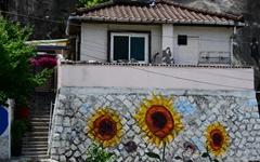 담벼락 벽화와 '깨진 유리창'의 법칙