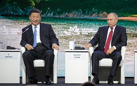 """시진핑 """"한반도 평화체제 지금 당사자는 남-북-미"""""""