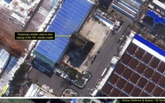 북한, 화성15형 발사대 시험시설 폐기한 듯