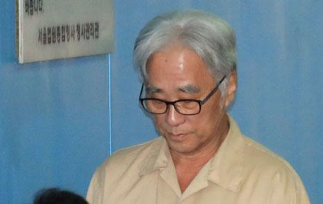 '문화계 미투' 1호 판결  이윤택 1심 징역 6년