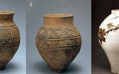 7500년 전 신석기인이 그린 강원 양양 앞바다 구름