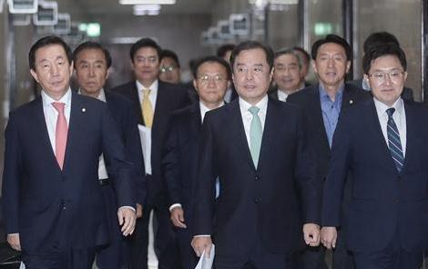 인적 청산 예고한 김병준, 폭풍전야 한국당
