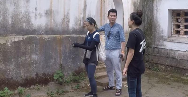 청년 기자 4명이 중국의 폐허 찾아가 눈물 흘린 까닭