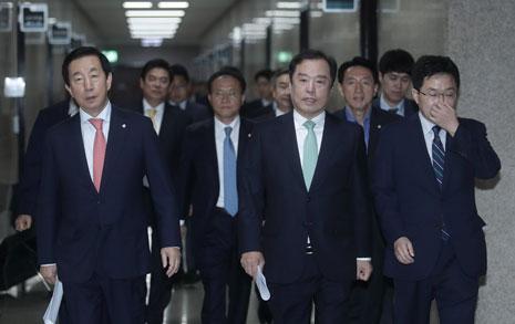 한국당 정개특위 구성 거부, '불로소득' 때문인가