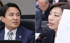 """큰소리 친 김진태 """"이낙연 총리 사례, 최순실과 똑같다"""""""