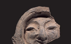 [모이] 영묘사지에서 출토된 경주 얼굴무늬 수막새, 보물 된다