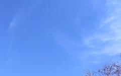 지리산, 단풍 보러 갔다 파란 하늘에 반하다
