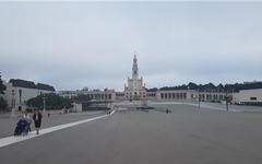 성모 발현의 성지 파티마 대성당에 가다