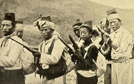국치 이후 영남지역에서 최초로 일어난 항일운동 풍기광복단