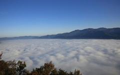 [모이] 구례에서 만난 '구름 바다'