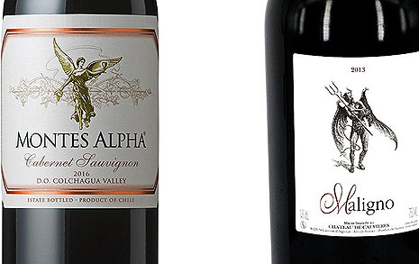 천사의 와인, 악마의 와인