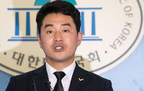"""""""한국당 품은 넓고 깊다""""  정의당의 돌려까기"""
