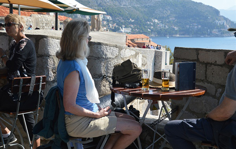크로아티아 식당서 기분 망쳤다고? 다 이유가 있다