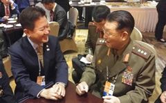"""남북 국방차관, 베이징서 만나... """"군사합의 이행 입장 확인"""""""