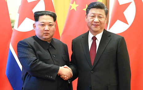 """시진핑 답방 준비? """"북측이 뉴욕회담 연기 요청"""""""