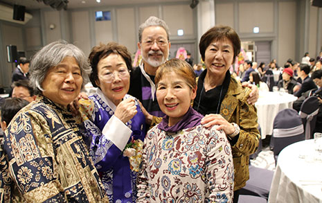장관들과 일본인까지 축하... 한 할머니의 특별한 구순잔치