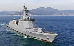 대우조선, 신형 호위함 2척 수주 ... 올해 총 41척 성과