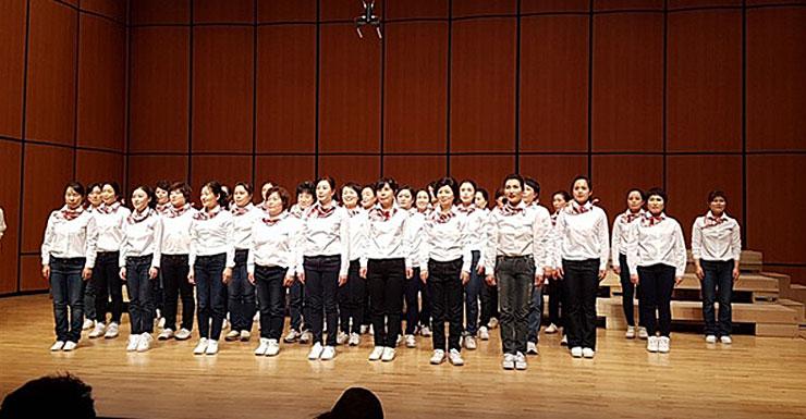 """""""선진국과 교류해야"""" 김포시, 합창단 해외공연 돌연 취소 논란"""