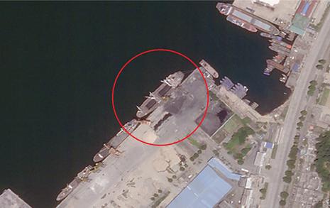 북한 석탄 사건의 결말...  환적 선박들 어떻게 됐나?