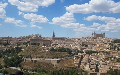 스페인에 오면 꼭 들러야 할 도시, 톨레도