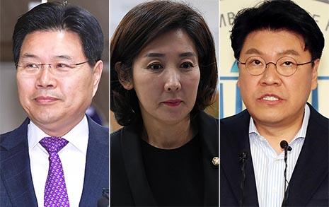 박용진 의원은 홍문종·나경원·장제원 왜 거론했나