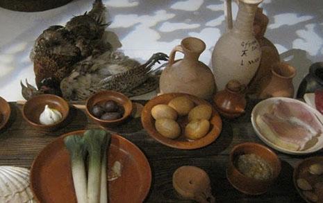 팍스 로마나를 이룩한 로마 군단병의 식사와 와인