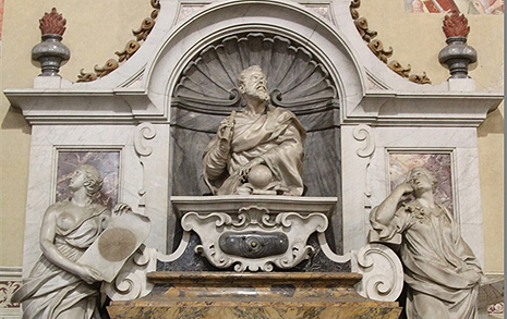 갈릴레오의 사라진 손가락... 왜 하필 세 개인가