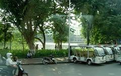 오토바이가 파도처럼... 베트남 하노이 관광 1번지