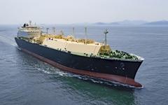 대우조선, LNG운반선 2척 수주 ... 올해 목표액 77% 달성
