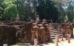 캄보디아 앙코르 '코끼리 테라스' 복원 사업에 한국 참여