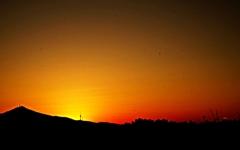 [사진] 남산타워 위로 떠오르는 태양