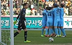 대구 FC, 창단 첫 우승... 조현우 '슈퍼 세이브' 빛났다
