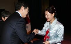 경남자원봉사대회, 김동순 부회장 등 각종 상 수상