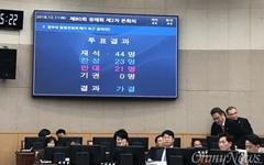 민주당 일부 이탈? 창원시 '탈원전정책 폐기 결의문' 가결