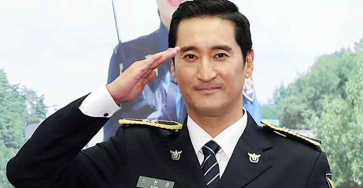 '경찰 흉내' 비판받던 '시골경찰', 신현준이 보여준 진정성