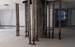 [사진] 입주민 대피... 불안불안 삼성동 대종빌딩