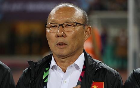 베트남 10년만의 우승 박항서의 '명장의 품격'