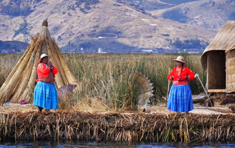 [모이] 볼리비아, 티티카카에서 우유니까지